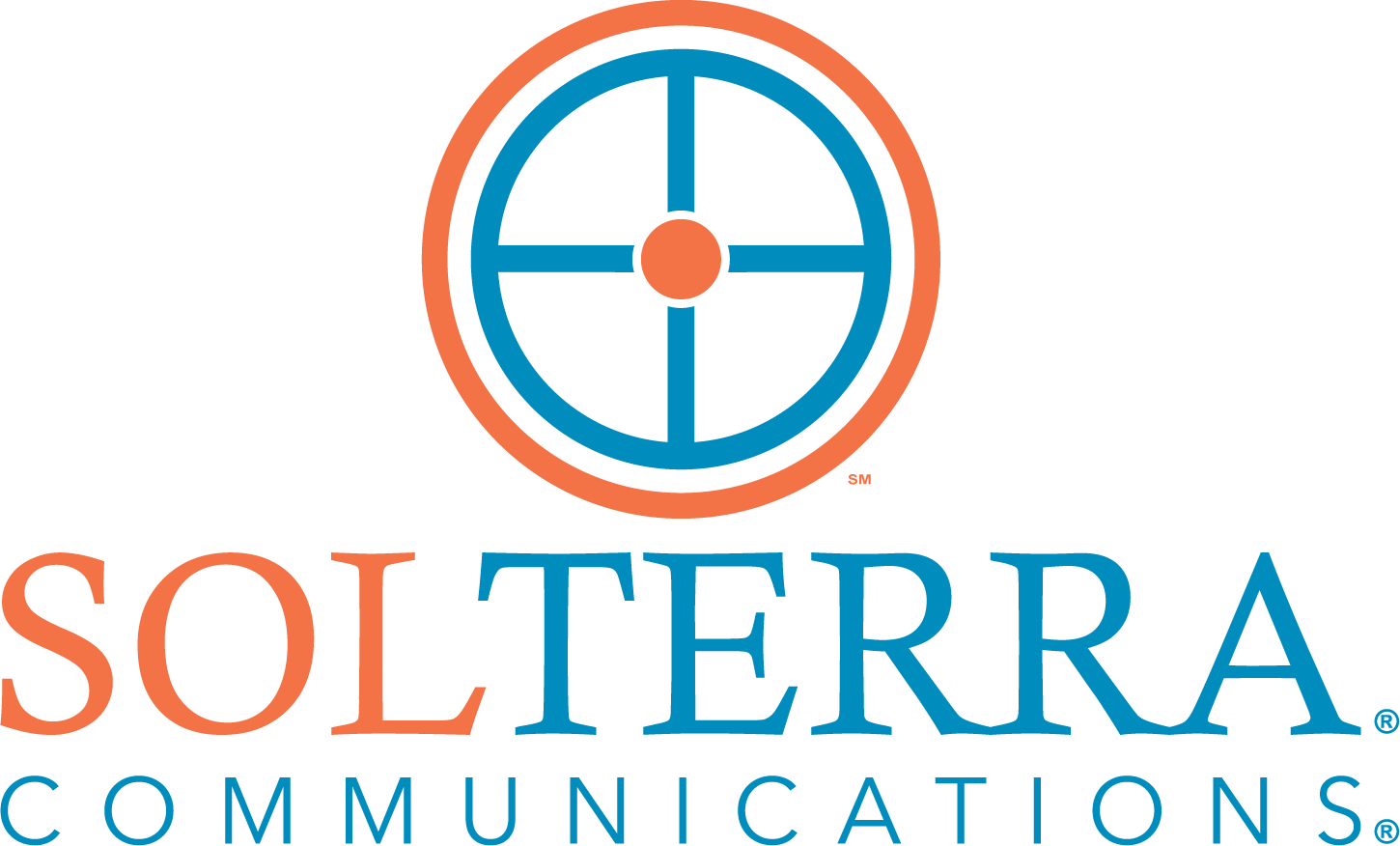 solterra communications website design branding SAAS provider video production